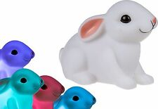 Nachtlicht LED Häschen Kaninchen Hase Kinder Nachtleuchte Lampe Leuchte Baby