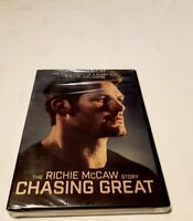 Chasing Great: The Richie McCaw Story (DVD) Richie McCaw New and Sealed.