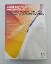 ADOBE Photoshop CS3 Extended + Indesign + Illustrator Windows deutsch VOLL BOX