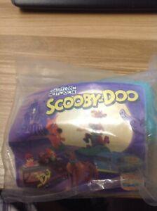 Burger King Kids Club Meal Cartoon Network Scooby-Doo Toy Mystery Machine New(JY
