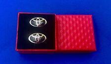 Toyota Cufflinks Set Auto Cuff Links (New)