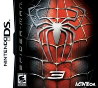 Spider-Man 3 - Nintendo DS Game - Game Only