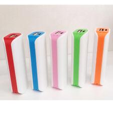 2600mAh Usb Batteria Emergenza Power Portatile Bank compatibile con Iphone yu