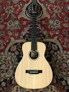 Martin LX1 Acoustic Project Guitar for parts or repair. NO RESERVE!!!
