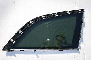 2007-2015 AUDI Q7 REAR RIGHT QUARTER WINDOW GLASS RH PASSENGER SIDE OEM