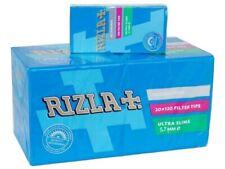 Filtri Rizla Ultra Slim 5.7 mm 20 scatole da 120 filtri