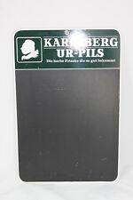 Original Karlsberg Ur-Pils - Werbetafel - Tafel - Reklame - Werbung
