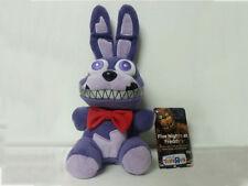 FNAF Five Nights at Freddys Series 2 Nightmare Purple rabbit  Exclusive Plush