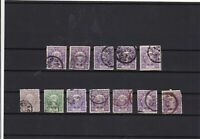 Japan  used stamps Ref 15888