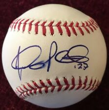JHONNY PERALTA AUTO AUTOGRAPHED SIGNED MLB BASEBALL ST. LOUIS CARDINALS TIGERS