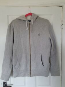 Mens Polo By Ralph Lauren   Hoodie Size L Used