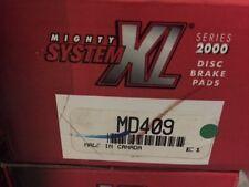 Mighty System XL Brake Pads MD409
