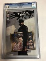 Thief of Thieves (2012) # 1 (CGC 9.8 White Pages)  | 1st Print