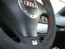 Lenkrad für Audi A4 A 4 A6 A6 im Tausch Neu Beziehen Alcantara 12 Uhr