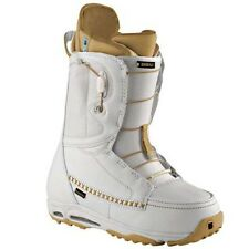 Burton Women Emerald Snowboard Boots (6) White / Grey