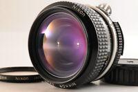【MINT】NIKON AI NIKKOR 28mm F/3.5 Wide Angle Camera MF Lens +L1A Filter JAPAN