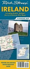 Rick Steves Ireland Planning Map by Steves, Rick