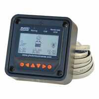Remote meter / display MT50 for 10-60A MPPT and PWM solar charge controllers