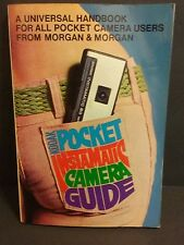 Kodak Pocket Instamatic Camera Guide Blitz and Nolting 1984 Paperback Universal