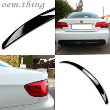 """""""SHIP OUT TODAY"""" Painted BMW E92 M3 Type REAR TRUNK SPOILER WING 2DR 335i #475"""
