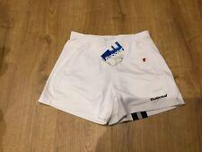 Babolat Club Tennis Shorts Ladies White Size UK 12 M