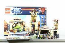 Lego 9516 Star Wars-Jabba 's palace-OVP, Ba + todos los personajes