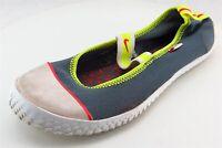 Nike ACG Mary Janes Gray Fabric Women Shoes Size 8 Medium (B, M)