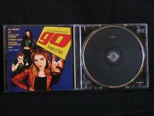 Go. Film Soundtrack. Compact Disc. 1999 Fatboy Slim Lionrock Eagle-Eye Cherry