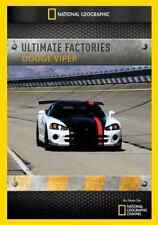 Ultimate Factories: Dodge Viper  DVD NEW