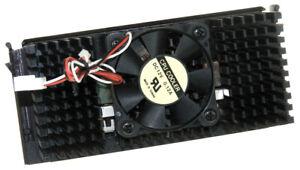Intel Pentium II 266MHz Slot 1 SL2HE + Refroidisseur