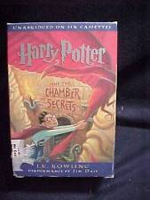 Harry Potter Audio Book - Chamber of Secrets on 6 Cassettes