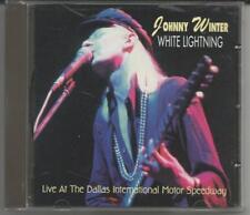 """Johnny Winter """"White Lightning"""" CD Thunderbolt/Magnum/UK - NEU/NEW"""