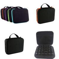 5ML~15ML Women Essential Oil Bottle Carry Case Box Storage Aromatherapy Bag