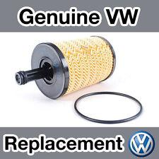 Genuine Volkswagen Bora (1J) 2.3 V5, 2.8 V6, 3.2 R32 (99-05) Filtro de aceite