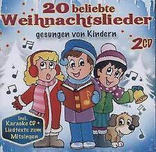 20 beliebte Weihnachtslieder gesungen  von Kindern von Various Artists (2013)