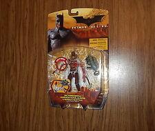 Batman Begins! SCARECROW RED CHASE VARIANT! Mattel 2005 RARE!