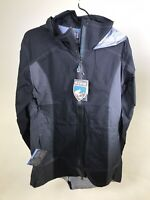 Kuhl Womens Jetstream Trench Jacket - Raven - LARGE - NEW WITH TAGS!