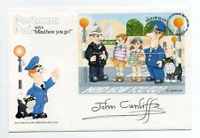 More details for john cunliffe 1933-2018 creator of postman pat and rosie & jim nice signed cover