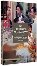 """DVD """"Ces messieurs de la gâchette - Francis Blanche,Michel Serrault"""" NEUF /BLIST"""