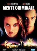 Mente criminale DVD Ex noleggio