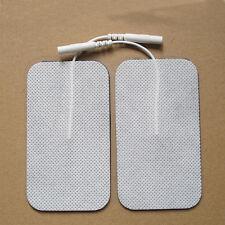 10 PCS Replacement Tens Electrode Pads Message Electrode Tens Units 5 x 9cm