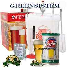 KIT FERMENTAZIONE COOPERS BASE + 1 MALTO LAGER COOPERS