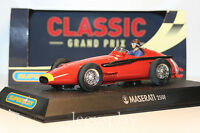 Slot SCX Scalextric Superslot H2551 Maserati 250F 1957 No 1