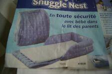 **£** réducteur de lit SNUGGLE NEST - idéal pour le co-dodo ...
