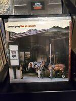 2 James Gang Vinyl Record lot