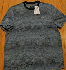 Mens Authentic Lacoste Sport Stretch Ultra Dry T-Shirt Black/Pewter 6 (XL) $70