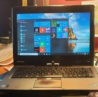 LENOVO THINKPAD S230u LAPTOP 1.7GHZ i5 4GB 500GB HDD Windows 10 Pro