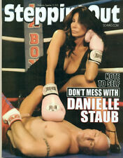 STEPPIN OUT - DANIELLE STAUB - THE REAL HOUSEWIVES OF NEW JERSEY