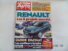 ACTION AUTO MOTO N°8 12/1994 RENAULT AUDI A4 1.8 LANCIA KAPPA FORD SCORPIO F30