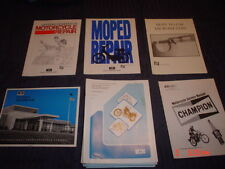 MOTORCYCLE REPAIR BOOKS HOME STUDY INTERNATIONAL CORRESPONDENCE SCHOOLS